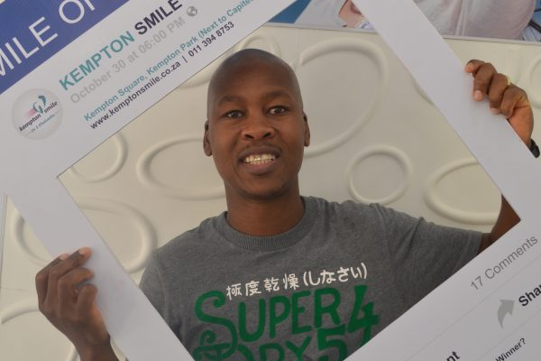 Kempton Smile – Smile of the Month Competition